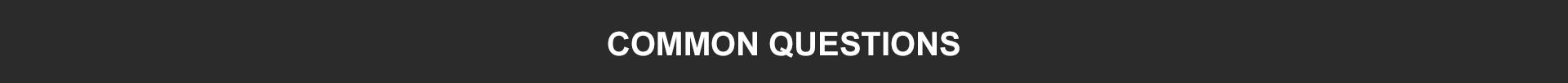 FAQ Header Image